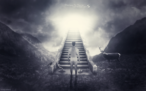 Stairway to Heaven by NINJAIWORKS
