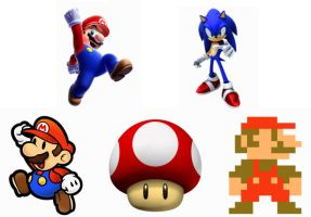 Emulator Icons by SolidAlexei