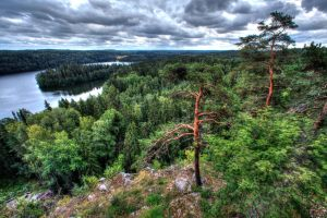Aulanko landscape HDR by RLPhotographs