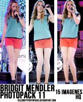 Photopack N11 Bridgit Mendler by CelebrityPhotopacks