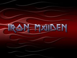 Flames - Iron Maiden by jbensch