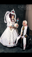 Trinity Blood at Desucon Frostbite part.1 by Nargara