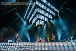 MUSE - Live 2013 by MrSyn