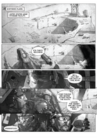 Metal Gear Solid: Ghosts (a fan comic) Page 1 by jamesisraelson