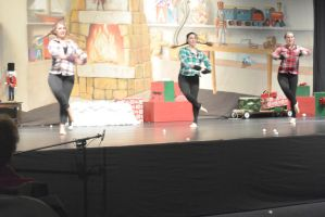 The Dance Company Christmas Show, Snowball Fight 6 by Miss-Tbones