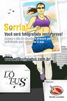 Flyer - Lotus + Webrun by juliomolina