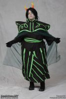 The Dolorosa: Homestuck Cosplay by querulousArtisan