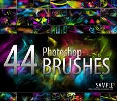 Photoshop Brushes UPDATE! by smitana