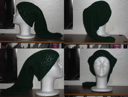 Legend of Zelda Link Sock Hat by CriminalXIntent