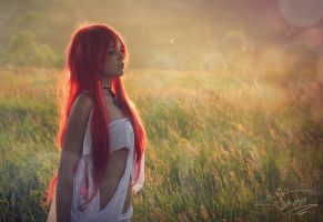 Photoshoot - Red summer 11 by Tanuki-Tinka-Asai