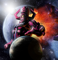 Who will stop Galactus? by shangraf-srh