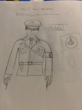 WWii German assassin possibility by kaiserofawesome