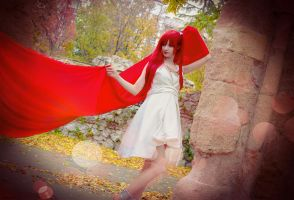 Growing like a flower - Morgiana ~ MAGI by Shirokii