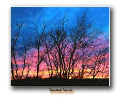 Tennessee Sunset_28k WB by sacredspace