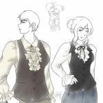 APH- Pretty Suits by SmartasticalArt