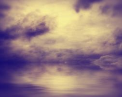 Moody Horizon background by firesign24-7