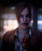 Claire Redfield by SallibyG-Ray