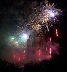 Anglican Cathedral Fireworks 8 by Makingacross