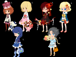 TinierMe DTA and WTA Adoptables~ Closed by GraceBusya