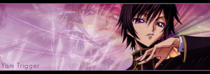Lelouch by YamTrigger
