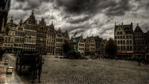 Antwerp in my eye II by SirCrochmall