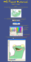 MSPaint Tutorial Part 2 by teera-misu
