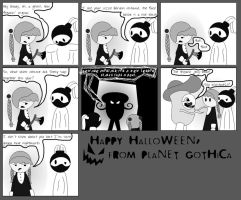 Happy Halloween from PG by Mr-M7