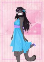 Clerice Dress by Delishia