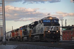 NS-BNSF Cicero Yard 0032 7-28-13 by eyepilot13