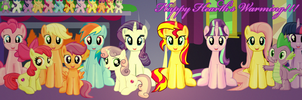 Happy Hearth's Warming by SunsetMajka626