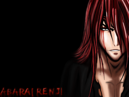 Abarai Renji Wallpaper by DOGGMAFFIA