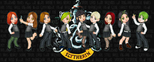 Slytherin House by Order-of-the-Phoenix