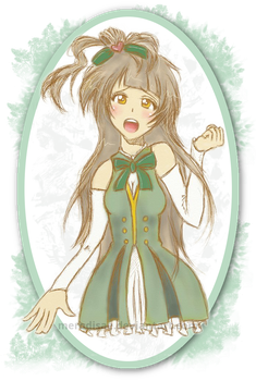 Kotori Start:Dash by MerodiSae