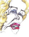 Marilyn Monroe by atomicallycorrect