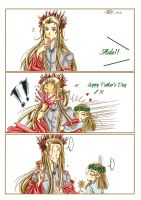 father's day-Mirkwood by Windrelyn