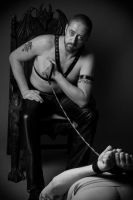 Master and Slave IV by furryfoto-fotography