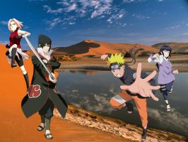 konoha lovers 2 by Bleach-Fairy