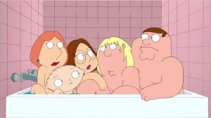 Griffin Family Bath by stumanbud