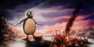 Reign of Pingu by JakobHansson