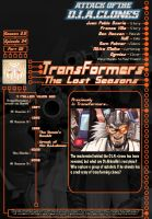 Attack of the D.I.A.clones intro page B by TF-The-Lost-Seasons
