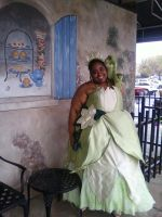 Princess Tiana Costume by snowtigra