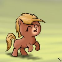 .:OC:. Lily Filly by ijustloveit619