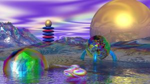 Planet Psychedelia by Don64738