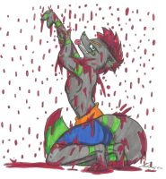 Plague of Raining Blood by InvaderSonicMx