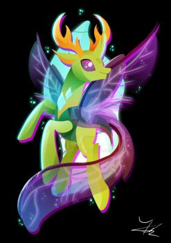 Thorax's Final Form by Ilona-the-Sinister