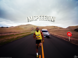 Usain Bolt - I'm Speedin by Hatem-DZ
