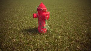 fire hydrant by Neon206