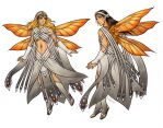 fairy costume designs by Eldanis