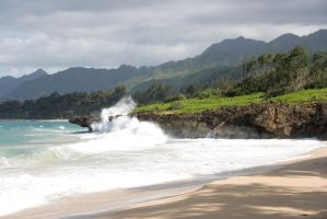 Hawaii Eastern Shore 1 by megamandos
