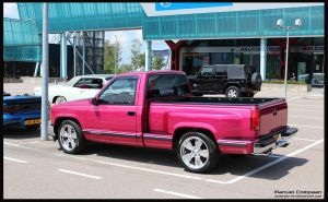 1994 GMC Stepside Pick-Up by compaan-art